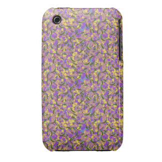Unique Colorful Digital Art Abstracts iPhone 3 Covers