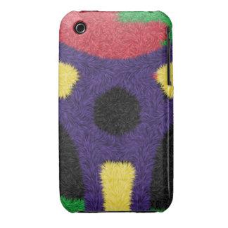 Unique colorful pattern iPhone 3 Case-Mate cases