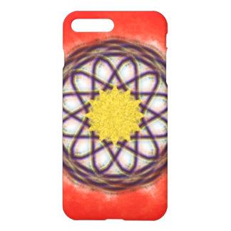 Unique colorful pattern iPhone 7 plus case