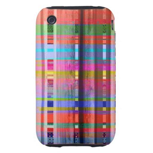 Unique Colors Tough iPhone 3 Cases