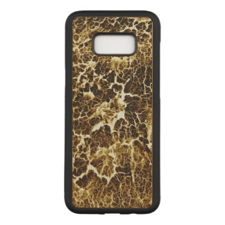 Unique Cool Funky Abstract Pattern Carved Samsung Galaxy S8+ Case