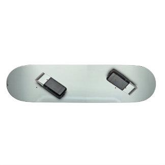 Unique Cordless shaver Skateboard Deck