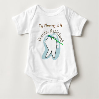 Unique Dental Assistant Gifts Baby Bodysuit