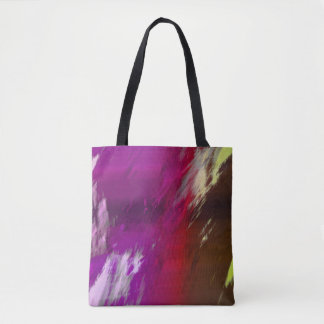 Unique design cute colors Tote bag