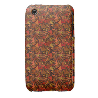 Unique Digital Art Abstract Case-Mate iPhone 3 Cases