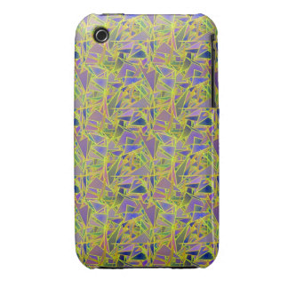 Unique Digital Art Abstract iPhone 3 Case-Mate Cases