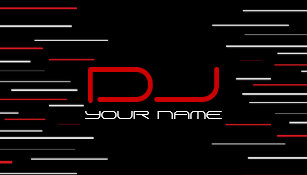 Dj business cards zazzle au unique dj business card colourmoves