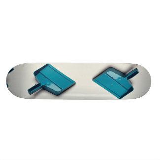 Unique Dust pan 18.1 Cm Old School Skateboard Deck