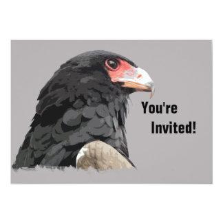 Unique Eagle Card