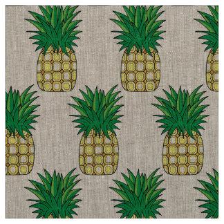 Unique fabric pineapple