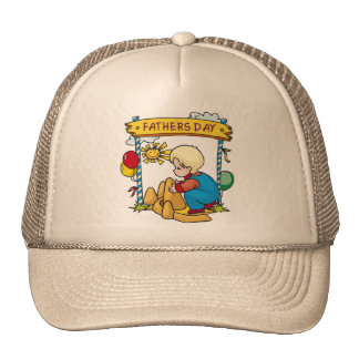 Unique Fathers Day Gifts For Dad Mesh Hat