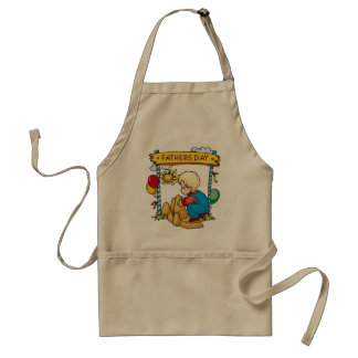 Unique Fathers Day Gifts For Dad Standard Apron