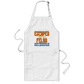 Unique Fathers Day Gifts Long Apron