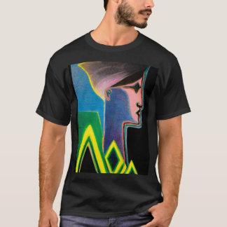 Unique Fine Art colourful Tshirt