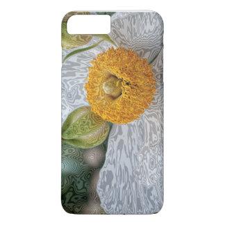 Unique Floral White Poppy iPhone 7 Plus Case