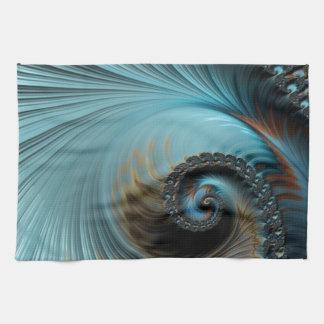 Unique Fractal - Untitled Tea Towel