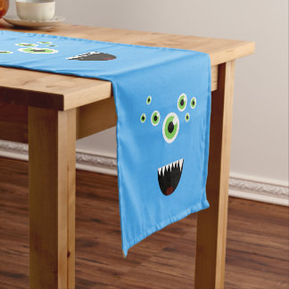 Unique Funny Crazy Cute Blue Monster