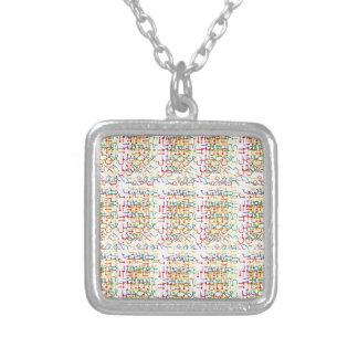 UNIQUE Geek Background design: Add Text Image Custom Jewelry