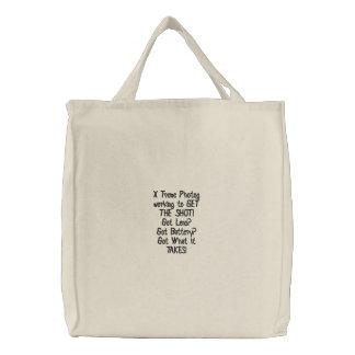 unique gift canvas bags