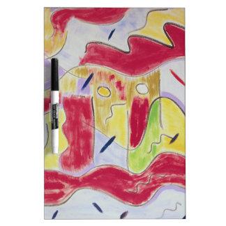 Unique Gifts- Dry erase board
