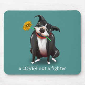 Unique Gifts for Pit Bull Lovers | Dog Mouse Pads