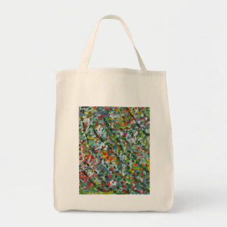 Unique Gifts - Organic Grocery Tote Grocery Tote Bag
