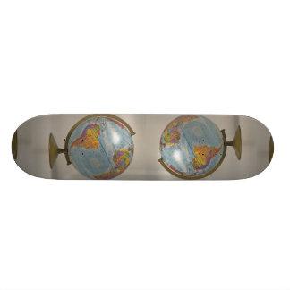 Unique Globe Skateboard Deck