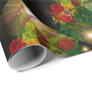 unique, glossy Wrapping Paper, colorful, festive, Wrapping Paper