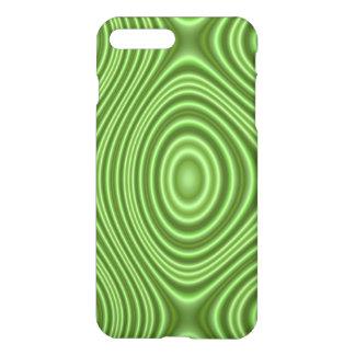Unique green line pattern iPhone 7 plus case
