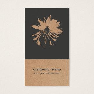Unique Kraft Paper (printed) Flower Pattern Floral