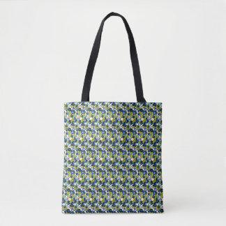 Unique marbles bag Tote