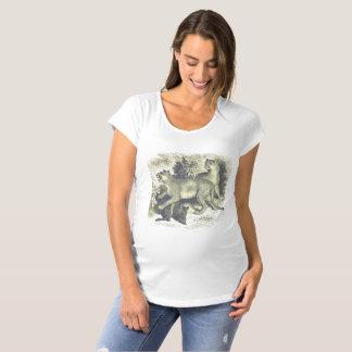 Unique maternity shirt, Quirky, Punk Maternity T-Shirt