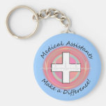 Unique Medical Assistant Gifts Key Chain
