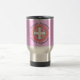 Unique Medical Assistant Gifts Travel Mug