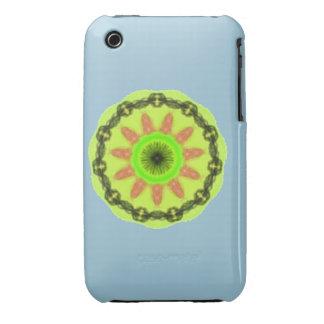 Unique modern trendy pattern iPhone 3 Case-Mate case