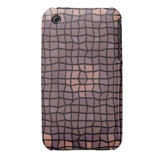 Unique mosaic pattern iPhone 3 covers