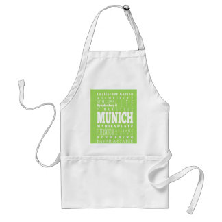 Unique Munich, Germany Gift Idea Standard Apron