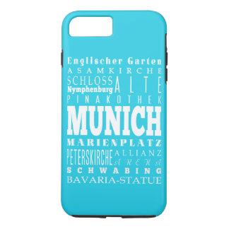 Unique Munich, Germany Gift iPhone 7 Plus Case