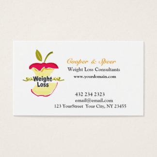 Unique Original Dietitian Nutritionist Business Business Card