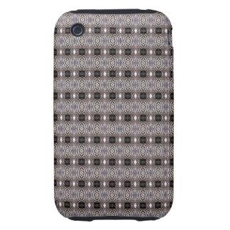 Unique pattern art tough iPhone 3 cover