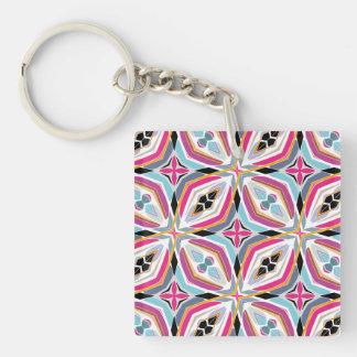 Unique Pattern Design Key Ring