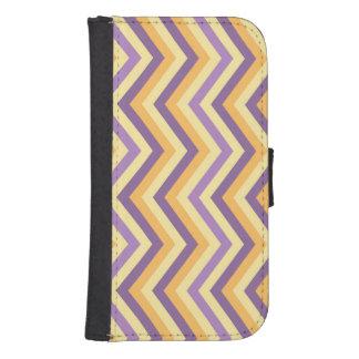 Unique Pattern Samsung Galaxy S4 Wallet Case