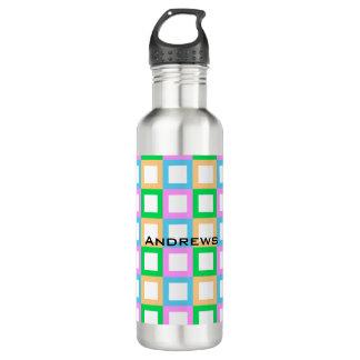 Unique Pattern Water Bottle