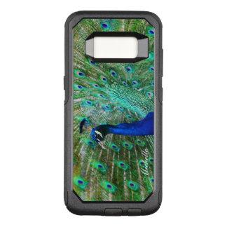 Unique Peacock Phone Case