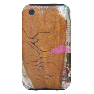 unique phone case tough iPhone 3 cover