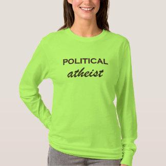 Unique Political Atheist Shirt