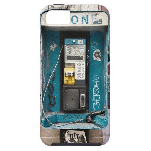 Unique Retro Public Payphone Case-mate Iphone Case iPhone 5 Covers