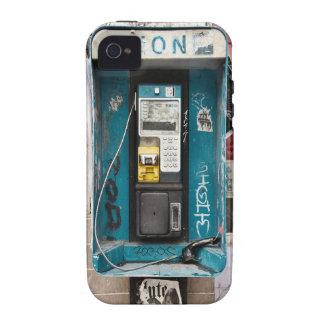 Unique Retro Public Payphone Case-mate Iphone Case iPhone 4/4S Cover