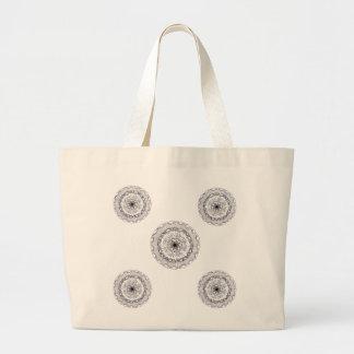 Unique Reusable Shopping Bag! Jumbo Tote Bag