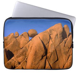 Unique rock formation, California Laptop Sleeve